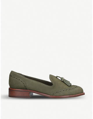 Aldo Aferinna leather loafers