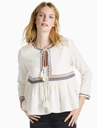 Lucky Brand NOVELTY COVER UP