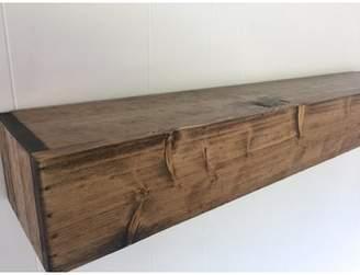 Laurèl Foundry Modern Farmhouse Ellicott Wood Floating Shelf