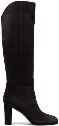 Jimmy Choo Madalie knee-high suede boots