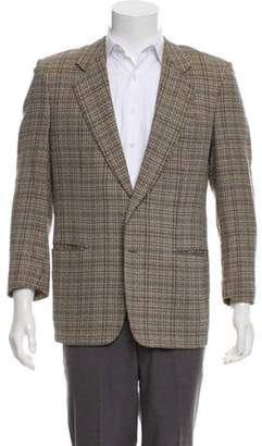 Missoni Wool Two-Button Blazer brown Wool Two-Button Blazer