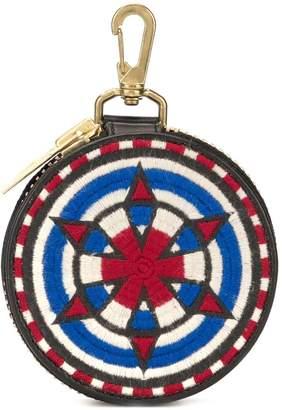 Blackmeans Black Means compass coin purse