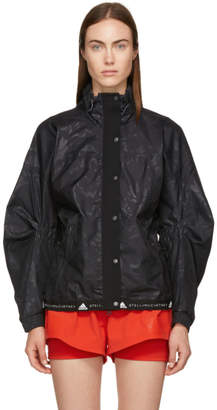 adidas by Stella McCartney Black Run Wind Jacket