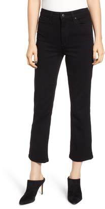 Joe's Jeans The Callie High Waist Crop Bootcut Jeans