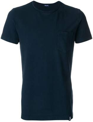 Drumohr chest pocket T-shirt