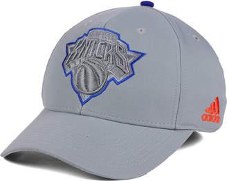 adidas New York Knicks Gray Color Pop Flex Cap