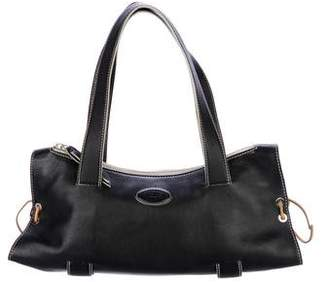 Tod's Small Leather Handle Bag