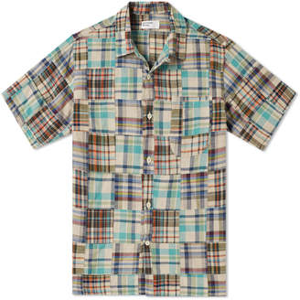 Universal Works Short Sleeve Road Shirt
