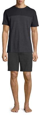Majestic International Men's Static Knit Lounge Shorts
