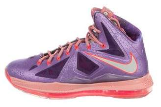 Nike Lebron 10 AS Extraterrestrial Sneakers