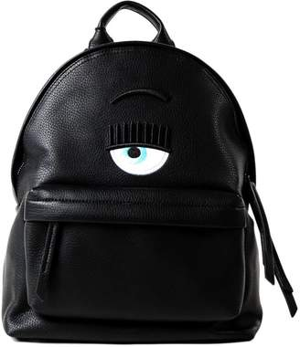 Chiara Ferragni Eye Backpack
