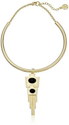 Ben-Amun Jewelry Collar with Stone Pendant Necklace