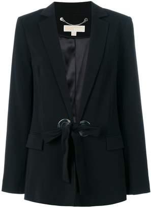 Michael Kors lace-up blazer