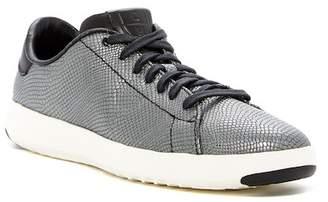 Cole Haan Grand Sport Snake Embossed Oxford Sneaker