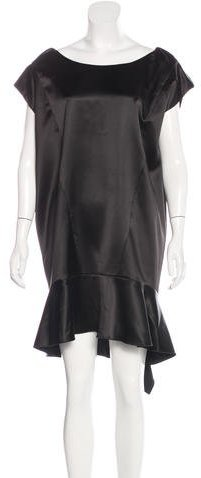Miu Miu Miu Miu Sleeveless Shift Dress