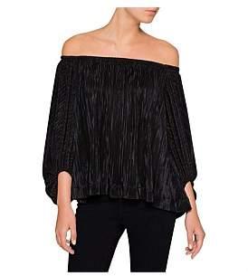 Shona Joy Yazmin Off The Shoulder Blouse