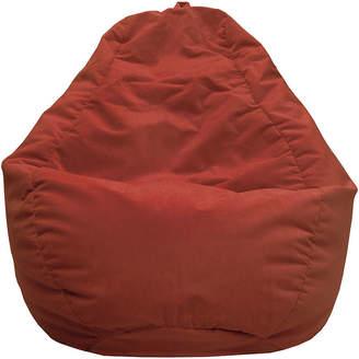 Hudson Ind. Microfiber Tear Drop Beanbag Chairs