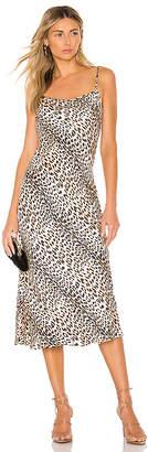 Bec & Bridge BEC&BRIDGE Feline Silk Midi Dress