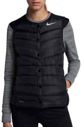 Nike AeroLoft Water Repellent Running Vest