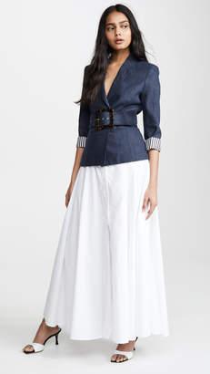 STAUD Knightly Dress