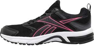 Reebok Womens Pheehan Run 4.0 Neutral Running Shoes Black/Coal/White