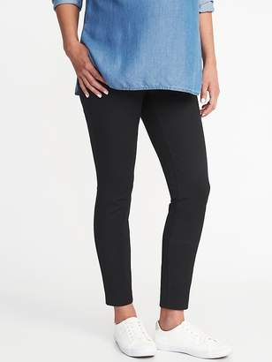 Old Navy Maternity Full-Panel Pixie Pants