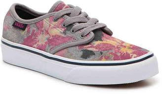Vans Camden Toddler & Youth Sneaker - Girl's
