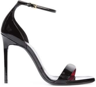 Saint Laurent strapped sandals