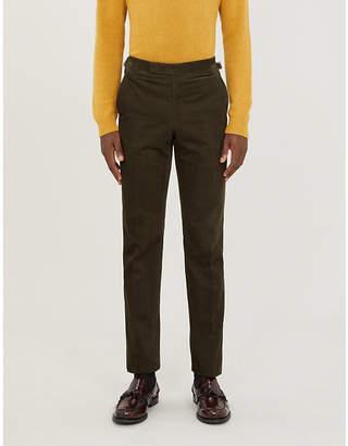 Richard James Slim-fit corduroy trousers