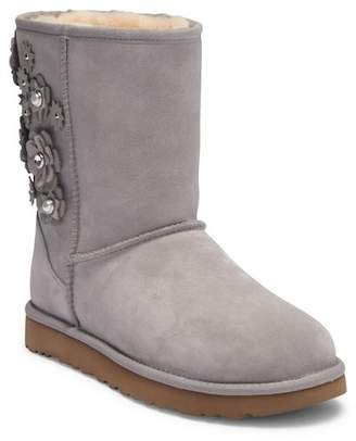 UGG Classic Petal Suede Short Boot