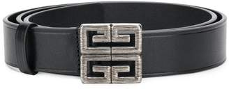 Givenchy 4G engraved belt