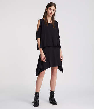 AllSaints (オールセインツ) - Ella Fifi Tiered Dress
