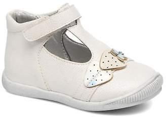 Bopy Kids's Nofaky Kouki Boots in White