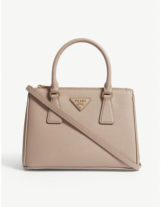 Prada Cipria Pink Galleria Leather Tote Bag