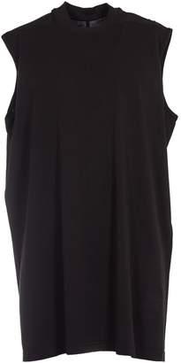 Drkshdw Rick Owens Sleeveless Oversized T-shirt