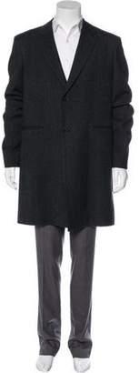 Marni Virgin Wool Overcoat