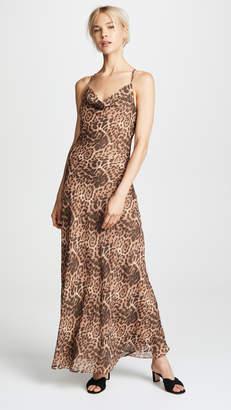 VETIVER Cowl Neck Dress