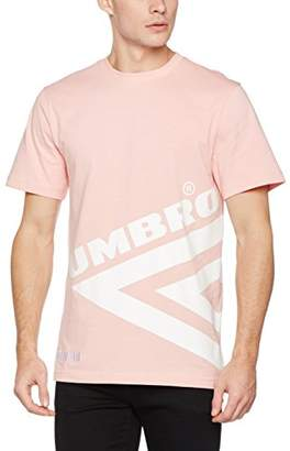 House of Holland Men's Umbro Half Diamond T-Shirt