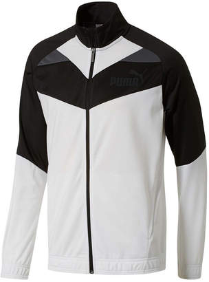Puma Men Colorblocked Track Jacket
