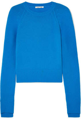 Helmut Lang Cashmere Sweater - Blue
