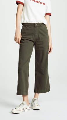 DL1961 Hepburn Cargo High Rise Jeans