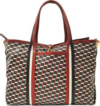 Pierre Hardy Polycube tote $837 thestylecure.com
