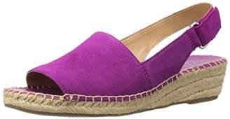 Franco Sarto Women's L-Leanne Espadrille Wedge Sandal $21.54 thestylecure.com