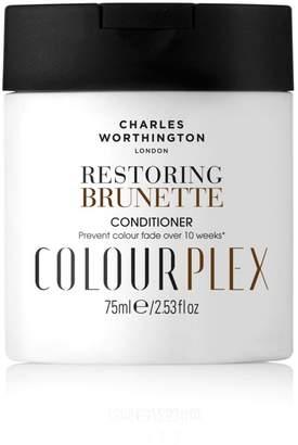 Charles Worthington Colourplex Brown Mini Conditioner Takeaway 75ml