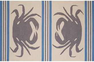 Panama Jack United Weavers Signature Crab Shack Rug