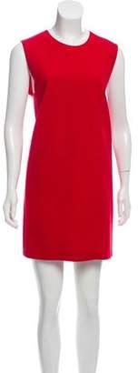Mason Cutout-Accented Mini Dress