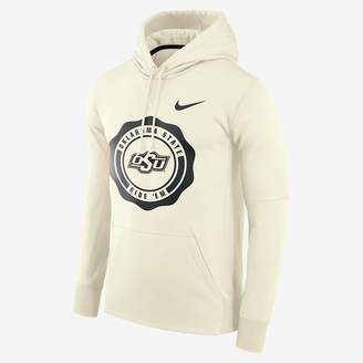 Nike College Therma (Michigan State) Men's Pullover Hoodie