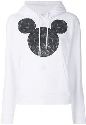 Marcelo Burlon County of Milan Mickey Mouse hoodie