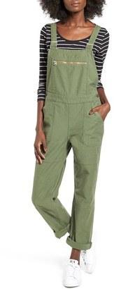 Levi's ® Surplus Overalls (Bronze Green Fade) $128 thestylecure.com
