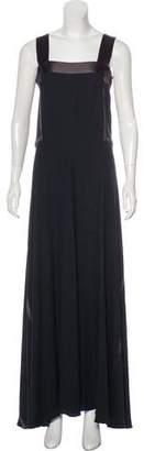 Calvin Klein Collection Silk Evening Dress